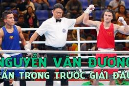 Nguyễn Văn Đương cẩn trọng tại Cúp CLB Boxing toàn quốc