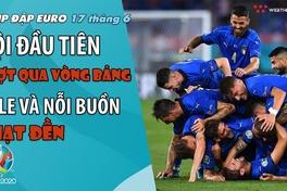 NHỊP ĐẬP EURO| ngày 17/6:Xác định đội đầu tiên vượt qua vòng bảng, Bale và nỗi buồn phạt đền