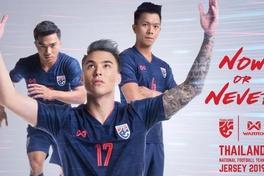 Hậu AFF Cup 2018: ĐT Thái Lan ra mắt mẫu áo cực chất trước thềm Asian Cup 2019
