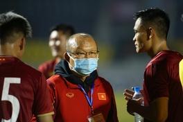 Bóng đá Việt Nam 2021: Nhiều mục tiêu lớn cho thầy trò HLV Park Hang Seo