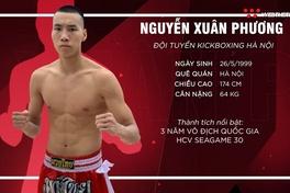 [Chân dung VĐV] Nguyễn Xuân Phương: Từ suy nghĩ hết duyên với võ đến nhà vô địch SEA Games 30
