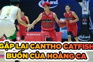 Ngày buồn của Hoàng Ca khi gặp lại Cantho Catfish