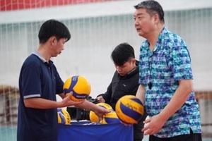 HLV Li Huan Ning tiếp tục đồng hành cùng bóng chuyền Việt Nam