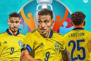 Con trai huyền thoại Henrik Larsson: Gian nan nối nghiệp và kỳ vọng tỏa sáng tại EURO 2021