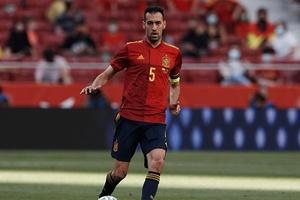 Sergio Busquets đã thật sự khỏi Covid-19 để ra sân ở Euro 2021?