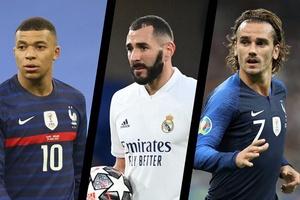 Karim Benzema giúp dàn công Pháp tại EURO 2021 sắc bén hơn?