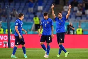 Lịch thi đấu bóng đá EURO 2021 hôm nay 26/6: Tâm điểm Ý vs Áo