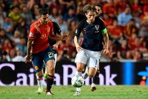 Lịch thi đấu bóng đá EURO 2021 hôm nay 28/6: Croatia đối đầu Tây Ban Nha