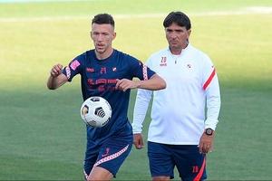 Croatia may mắn có thừa lựa chọn trám chỗ Ivan Perisic!