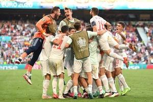 Kết quả tỷ số Thụy Sĩ vs Tây Ban Nha hôm nay, bóng đá EURO 2021
