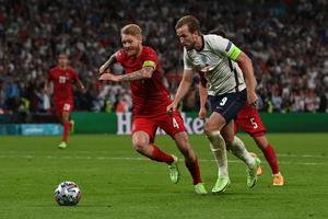 Xem lại bóng đá Anh vs Đan Mạch, bán kết EURO 2021