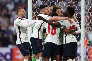 Gạt đi tranh cãi, Anh xứng đáng có được trận chung kết EURO