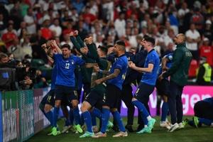 Xem lại bóng đá Anh vs Ý, chung kết EURO 2021