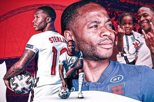 Raheem Sterling trên con đường trở thành huyền thoại của bóng đá Anh