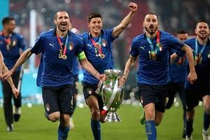 Chiellini và Bonucci - 2 chiến binh đem về chức vô địch EURO 2021 cho Italia