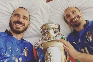 """Bonucci - Chiellini: """"Bản năng gốc Ý"""" trên hành trình vô địch EURO"""