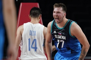 Highlight: Luka Doncic rực sáng với 48 điểm, Slovenia nhấn chìm gã khổng lồ Argentina
