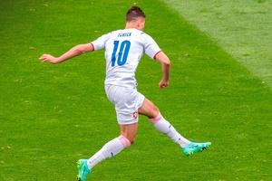 Bàn thắng đẹp nhất EURO 2021 thuộc về Patrik Schick