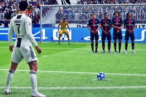 Những siêu phẩm đá phạt đẹp nhất trong FIFA 19 - Phần 1