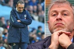 Hé lộ số tiền đền bù khó tin một khi Chelsea sa thải HLV Sarri
