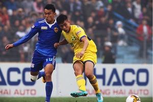 Nhận định SLNA vs Quảng Nam 16h30, 23/2 (vòng 1 giải V-League 2019)