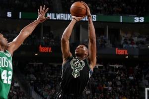 Video Milwaukee Bucks 98-97 Boston Celtics (NBA ngày 22/2)