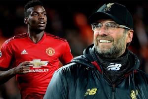 Liverpool sẽ học theo PSG để khai thác triệt để điểm yếu Pogba của MU?