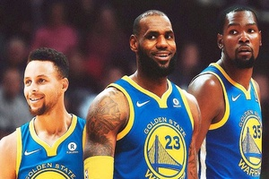 Stephen Curry và LeBron James sẽ là lí do khiến Kevin Durant gia nhập Knicks?
