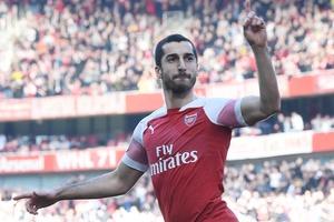 Video Arsenal 2-0 Southampton (Vòng 27 Ngoại hạng Anh)