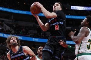 Video Boston Celtics 116-126 Chicago Bulls (NBA ngày 24/2)