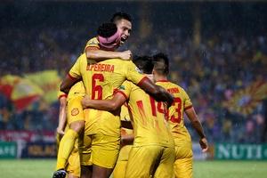 Video Nam Định 3-1 Sài Gòn (Vòng 1 V.League 2019)