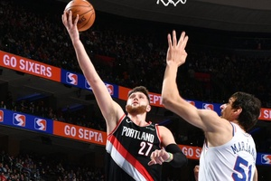 Video Philadelphia 76ers 115-130 Portland Trail Blazers (NBA ngày 24/2)