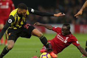 Đối đầu lịch sử Liverpool vs Watford (Vòng 28 Ngoại hạng Anh)