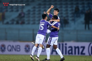 Kết quả Hà Nội FC vs Naga World (10-0): Chênh lệch đẳng cấp