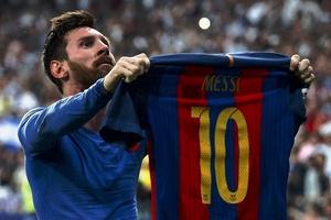 Real Madrid vs Barcelona: Thống kê đáng sợ của Messi trước Siêu kinh điển