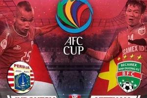 Kết quả Persija vs Bình Dương (0-0): Chia điểm tại Bung Karno