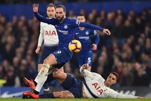 Video Chelsea 2-0 Tottenham (Vòng 28 Ngoại hạng Anh)