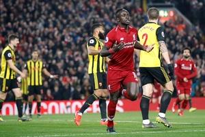 Video Liverpool 5-0 Watford (Vòng 28 Ngoại hạng Anh)