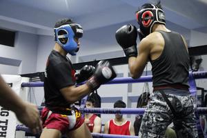 Câu lạc bộ Boxing B7 hướng đến Bài Danh Chiến