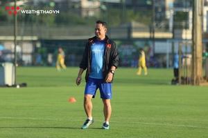 Thầy Park không có sự trợ giúp của cánh tay đắc lực ở U23 châu Á 2020