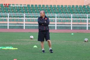 Thầy Park tiết lộ lý do Văn Hậu không tham dự VCK U23 châu Á 2020