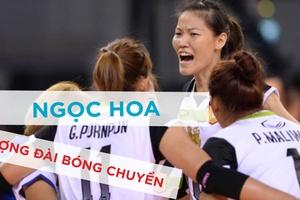 Nguyễn Thị Ngọc Hoa: Người đưa bóng chuyền Việt Nam ra thế giới