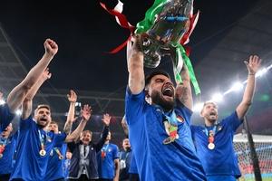 Tuyển Ý nhận tiền thưởng kỷ lục tại EURO 2021