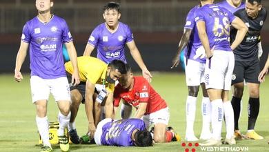 Chấn thương của Đỗ Hùng Dũng: Đấy có phải bóng đá không?