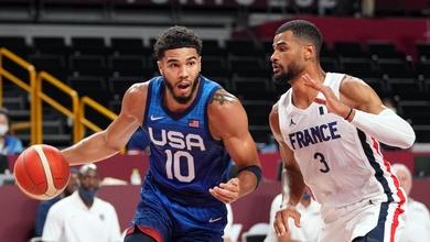 Kết quả bóng rổ Olympic ngày hôm nay 25/7: Mỹ thua sốc ngày ra quân