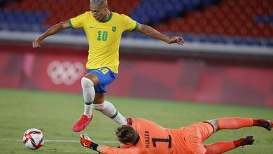 Trực tiếp bóng đá U23 Saudi Arabia vs U23 Brazil, Olympic 2021