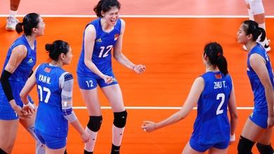 """Bóng chuyền Olympic Tokyo ngày 29/7: Trung Quốc """"tự cứu mình""""?"""