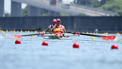 Rowing Việt Nam về ba phân hạng C, xếp thứ 15/18 ở Olympic 2021