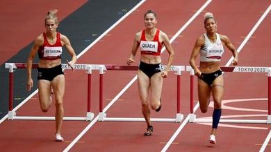 Lịch trực tiếp Olympic 2021 hôm nay 2/8: Tâm điểm điền kinh 400m rào nữ