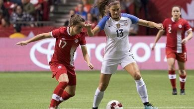 Lịch trực tiếp Bóng đá TV hôm nay 2/8: Nữ Mỹ vs nữ Canada